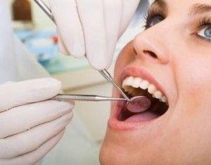 Limpieza en dentista