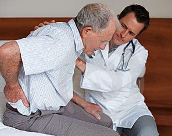 Medico espalda