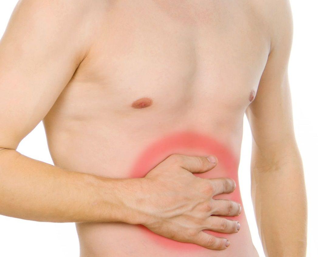 Dolor abdominal - Izquierdo y derecho